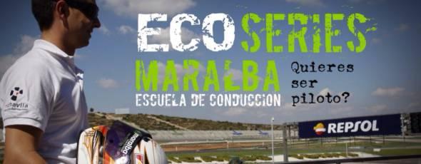Participa como piloto en las EcoSeries 2014