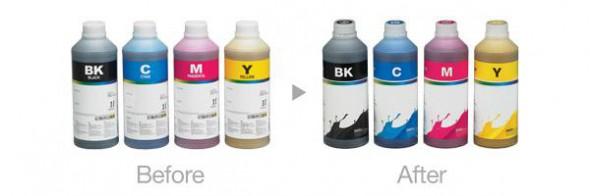 Nuevas etiquetas tintas Inktec eco-solventes