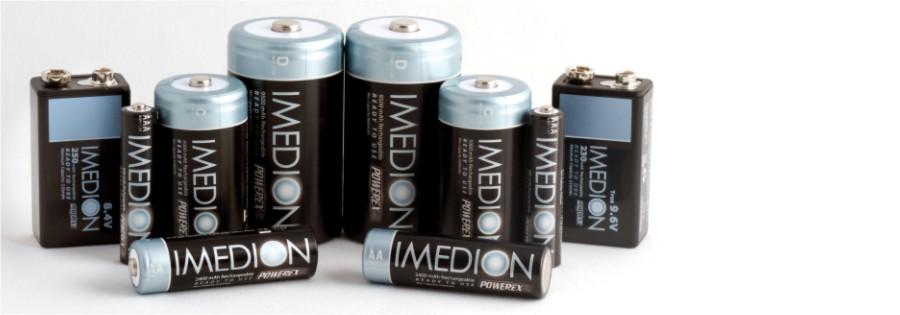 Nuevas Powerex IMEDION