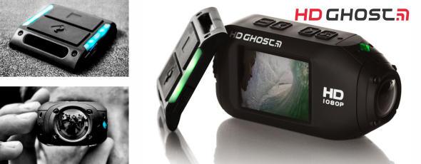 Nueva cámara DRIFT HD GHOST